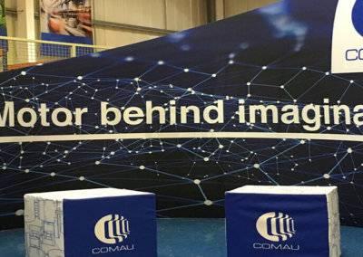 Comu UK – Exhibition Displays