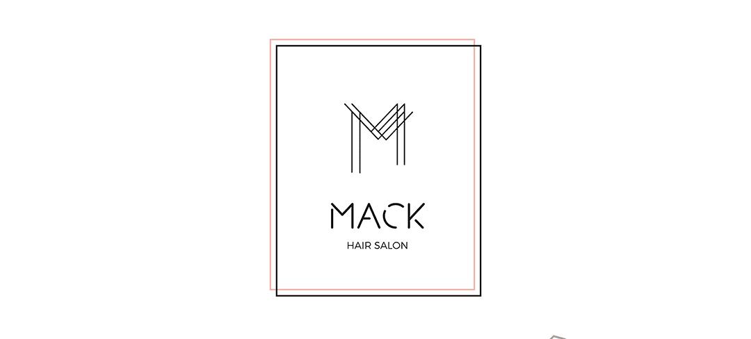 Mack Hair Salon – Complete Rebrand
