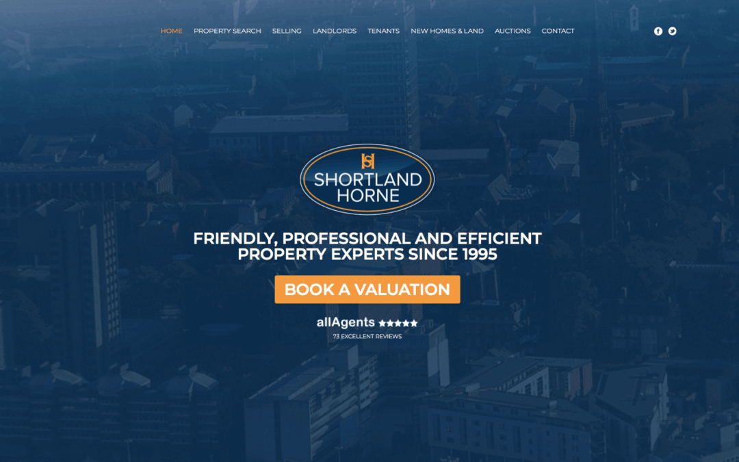 Shortland Horne – New Website