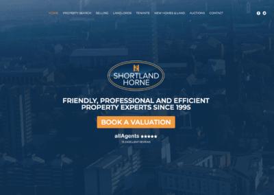 Shortland Horne – New Website