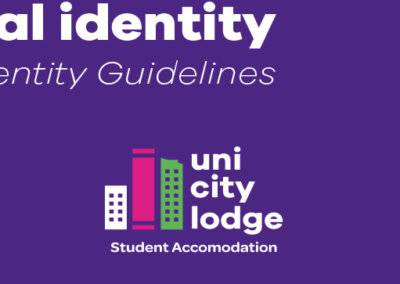 Uni City Lodge – Design & Brand Guidelines