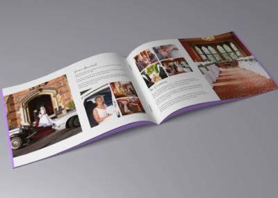 Wedding Brochure Printing