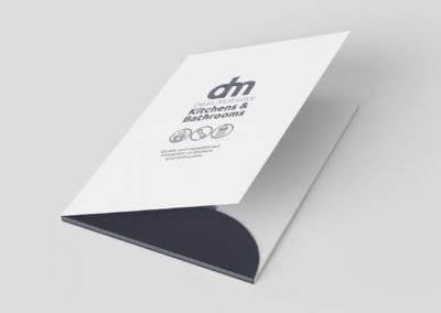 DM Kitchens & Bathrooms Folders