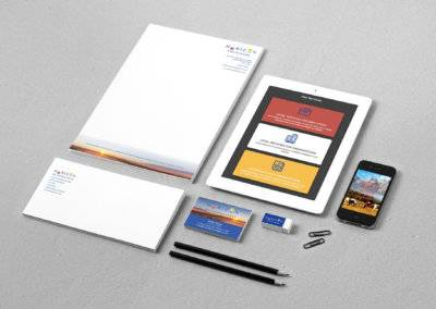 Horizon Solicitors Branding & Stationery