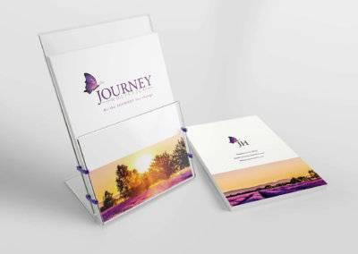Journey Holistics Printed Brochures
