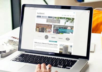 Brochure Responsive Website