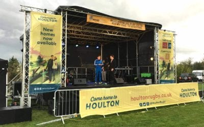 Thrive at outdoor events this summer with Oxygen Graphics